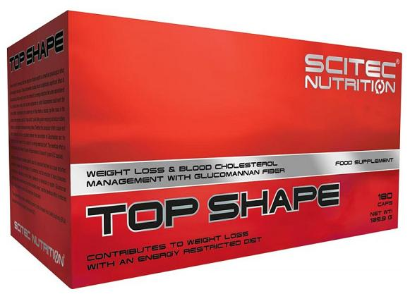 TOP SHAPE SCITEC NUTRITION (180 кап)