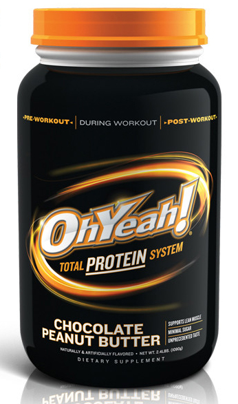 Total Protein System OhYeah! (1090 гр)