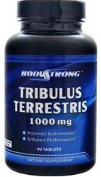Tribulus Terrestris 1000 mg BodyStrong (90 таб)