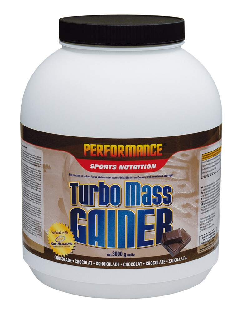 Turbo Mass Gainer (3000 гр)