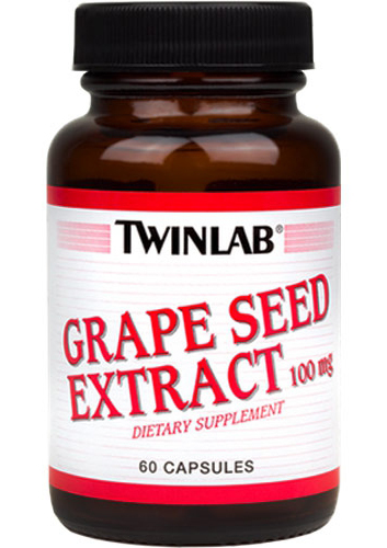 Grape Seed Extract 100 mg (60 cap)