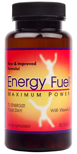 Energy Fuel Twinlab (50 tab)