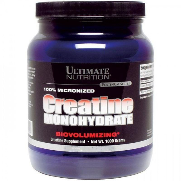 Creatine Monohydrate Ultimate (1000 gr)