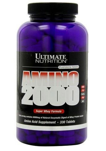 Amino 2000 Ultimate Ultimate Nutrition (330 таб)