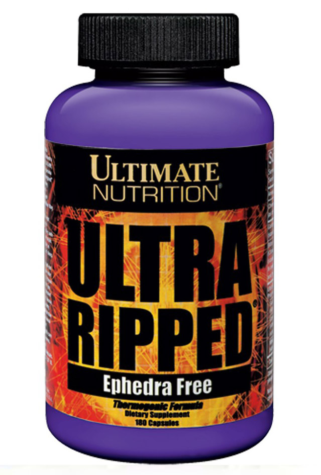 Ultra Ripped Ultimate Nutrition (180 кап)