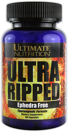 Ultra Ripped Ultimate Nutrition (90 кап)