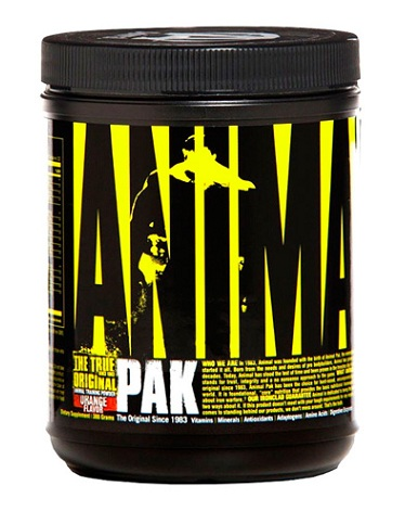 Animal Pak Powder Universal Nutrition (342 гр)