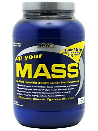 Up Your Mass MHP (862-908 gr)