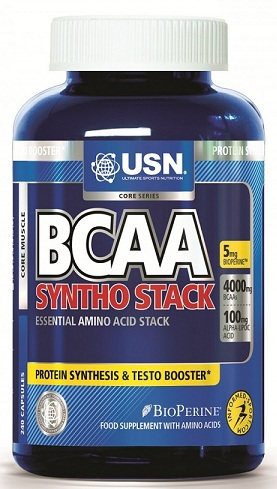 BCAA Syntho Stack USN (120 кап)