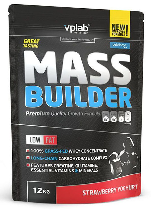 Mass Builder VPLab Nutrition (1200 g)(EXP 01/2020)