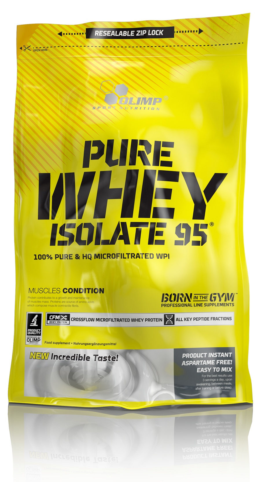 Pure Whey Isolate 95 Olimp (1800 g)
