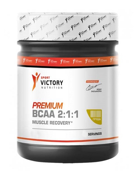 Premium BCAA 2:1:1 Sport Victory Nutrition (408 гр)