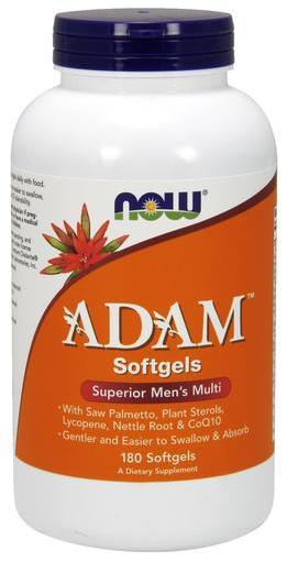 ADAM Men\'s Multiple Vitamin NOW (90 гель кап)
