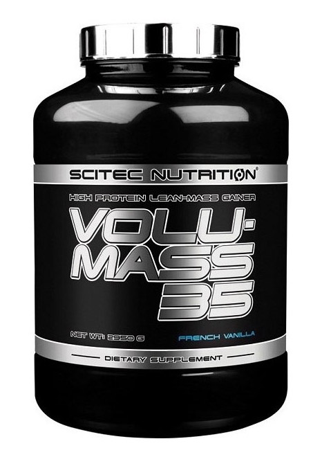 VOLUMASS 35 SCITEC NUTRITION (2950 гр)(годен до 08/2017)