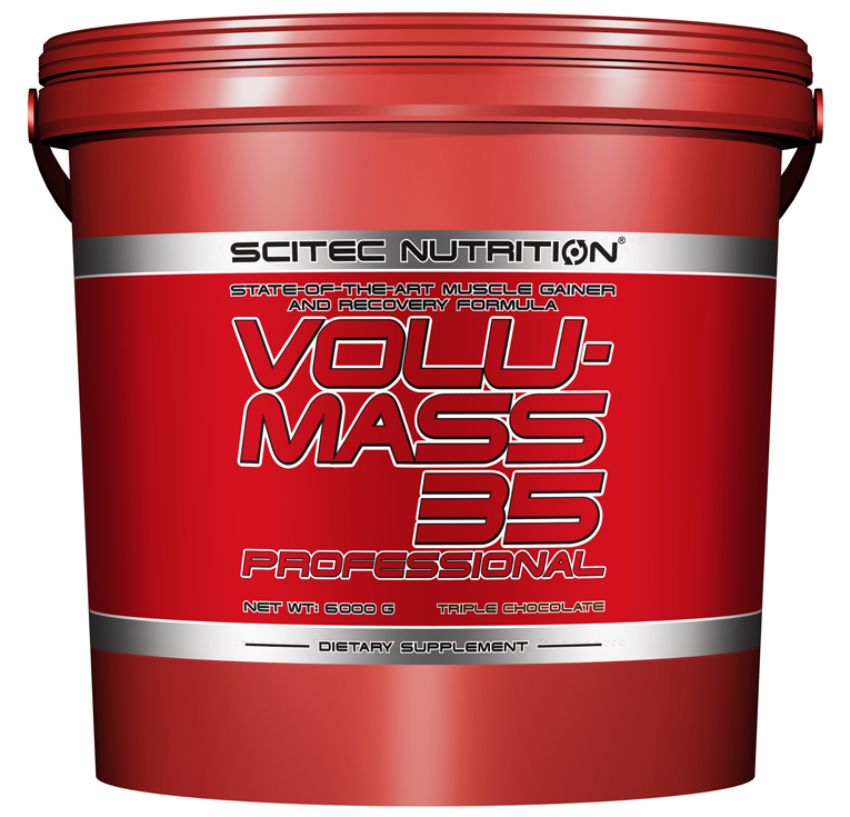 VOLUMASS 35 PROFESSIONAL SCITEC NUTRITION (6000 гр)