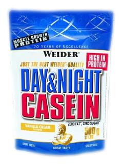 Day & Night Casein Weider (500 гр)