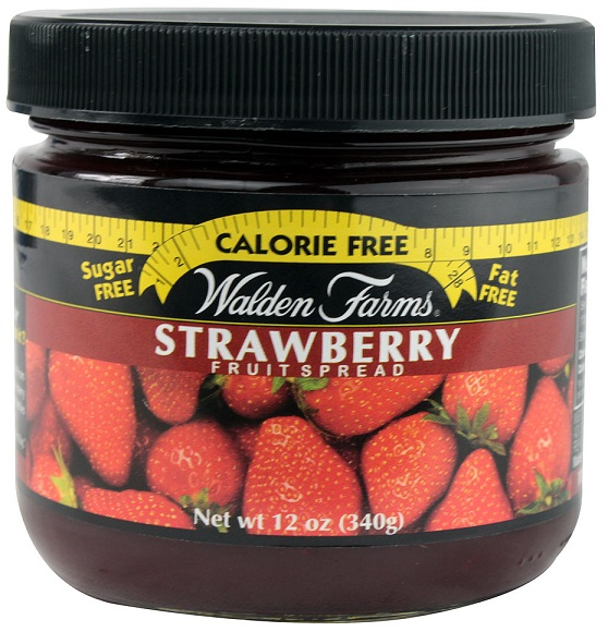 Strawberryt Fruit Spread Walden Farms (340 g)