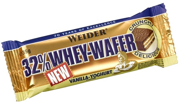 32% Whey-Wafer Bar Weider (35 g)