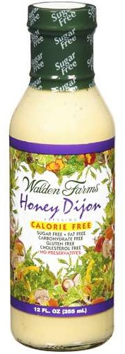 Honey Dijon (мед и дижонская горчица) Walden Farms (355 мл)