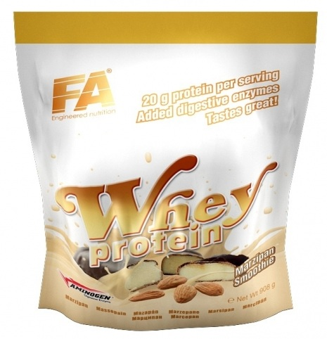 Whey Protein Fitness Authority (908 gr)