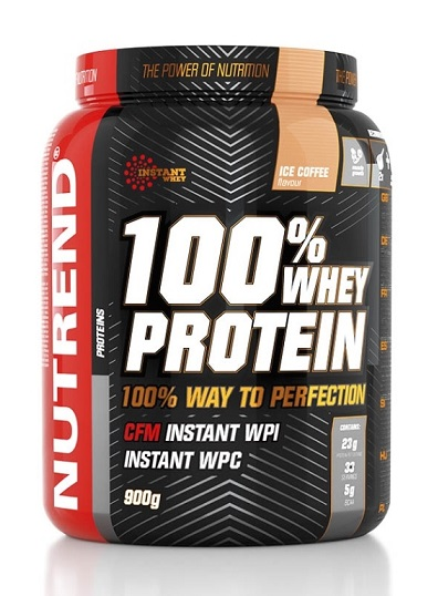 100% Whey Protein Nutrend (900 гр)