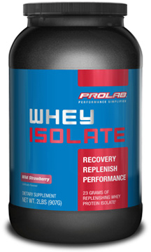 Whey Isolate Prolab (908 гр)