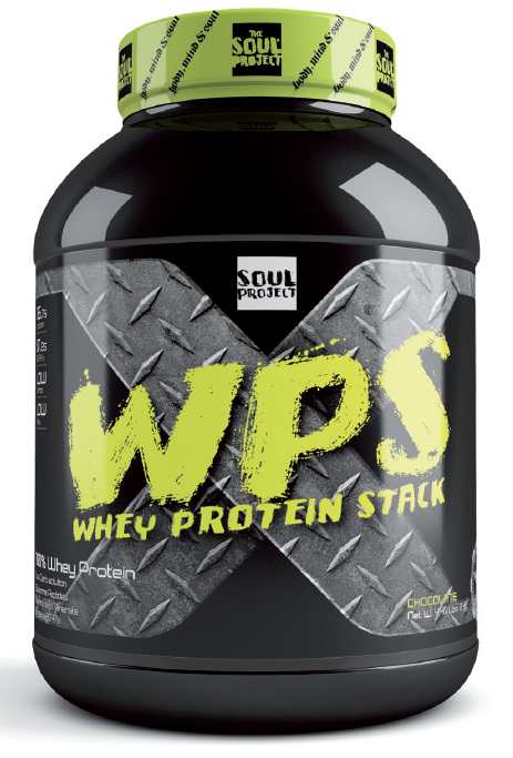 WPS 100% Whey Protein Soul Project Labs (2000 гр)