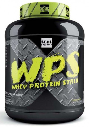 WPS 100% Whey Protein Soul Project Labs (4000 гр)
