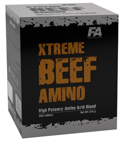 Xtreme Beef Amino Fitness Authority (300 таб)