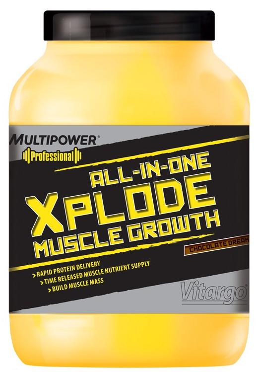 All-In-One Xplode Muscle Growth Multipower (908 гр)