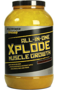 All-In-One Xplode Muscle Growth Multipower (2250 gr)