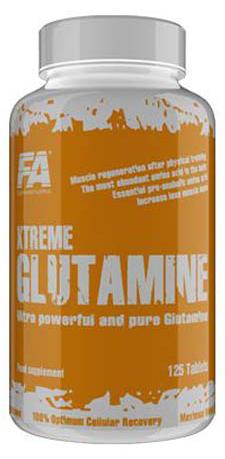 Xtreme Glutamine Fitness Authority (125 tab)