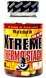 Xtreme Thermo Stack Weider (80 cap)