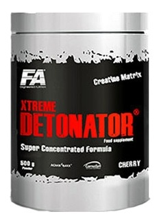Xtreme Detonator Fitness Authority (500 gr)
