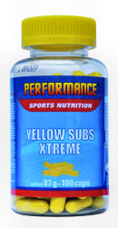 YELLOW SUBS XTREME (120 cap)