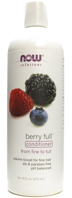 Natural Berry Full Conditioner NOW (473 мл)