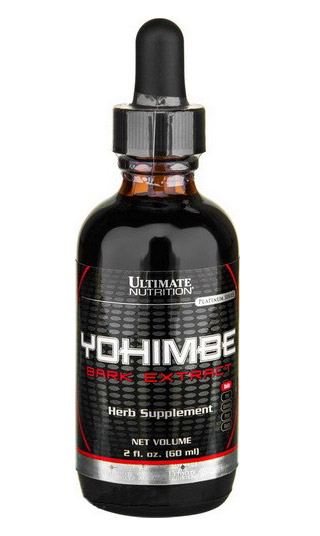 Yohimbe Bark Liquid Extract (60 ml)