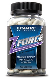 Z-Force Anabolic Complex (120 cap)