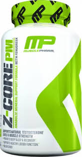 Z-Core PM MusclePharm (60 кап)